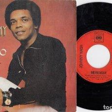 Dischi in vinile: JOHNNY NASH - STIR IT UP - SINGLE DE VINILO EDICION ESPAÑOLA. Lote 200538257