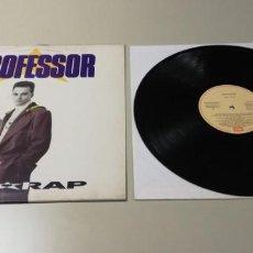 Discos de vinil: 0420 - PROFESSOR POPRAP- VIN 12 - POR VG+ DIS VG++ 1990. Lote 200538703