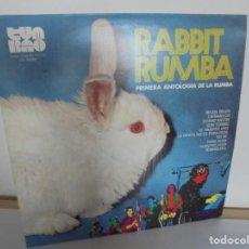 Discos de vinilo: RABBIT RUMBA. BELEN,BELEN. CARAMELOS... LP VINILO. TUMBAO. SAPPORO 1972.. Lote 200549026