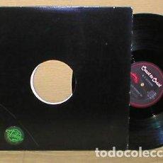 Discos de vinilo: B.T. BT EXPRESS USA MAXI SINGLE LET YOURSELF GO + COWBOY DANCER FUNK DISCO R&B SOUL 1981 BUEN ESTADO. Lote 200561088
