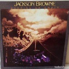 Dischi in vinile: JACKSON BROWNE - RUNNING ON EMPTY ASYLUM -1978. Lote 200572867