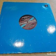 Discos de vinilo: ANTIACAPPELLA FEAT. MC FIXX IT-MOVE YOUR BODY. MÁXI ITALIA. Lote 200581995