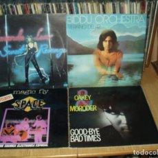 Discos de vinilo: LOTE 8 LP'S SPACE AMANDA LEAR. Lote 200583703