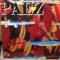 Discos de vinilo: FITO PAEZ LA RUEDA MAGICA - SINGLE. Lote 200595722
