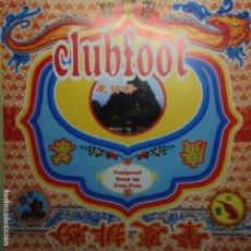 Discos de vinilo: CLUBFOOT - FOOLPROOF - MADE IN DJ RECORDS 1996 - MAXI. Lote 200598113