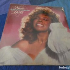 Discos de vinilo: DESDE UN EURO: MARY WELLS IN AND OUT OF LOVE LP 1981 MUCHO USO. SE PUEDE INTENTAR OIR ALGO . Lote 200611716
