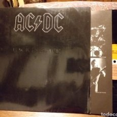 Disques de vinyle: AC/DC ESPAÑA 1980 BACK IN BLACK. Lote 200617872