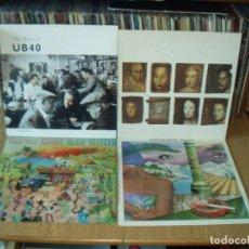 Discos de vinilo: LOTE 8 LP'S REGGAE JAZZ FUSION. Lote 200636328