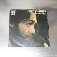Discos de vinilo: PAUL MC CARTNEY ----ANOTHER DAY & OH WOMAN OH WHY ------ORIGINAL 1971--(VG+) --( VG+ ). Lote 176915794