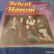 Discos de vinilo: (26) LP PROCOL HARUM GREATEST HITS ALEMANIA CIRCA 1980. Lote 200651972