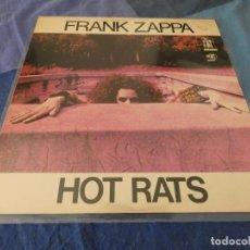 Discos de vinilo: (26) FRANK ZAPPA HOT RATS BIZARRE REPERISE 6536 ISRAEL 1969 !!! BUEN ESTADO ALGUNA LINEA FINA. Lote 200656251