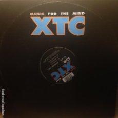 Discos de vinilo: XTC - MUSIC FOR THE MIND MAXI. Lote 200656307