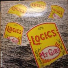 Discos de vinilo: THE LOGICS - MY GIRL - MAXI . Lote 200656741