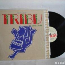 Discos de vinilo: TRIBU PASSA-T´HO BE SANTI ARISA. Lote 200739095