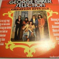 Discos de vinilo: LP GEORGE BAKER SELECTION. GREATEST HITS Nº 2. CARDINAL HOLLAND (PROBADO Y BIEN). Lote 200742950