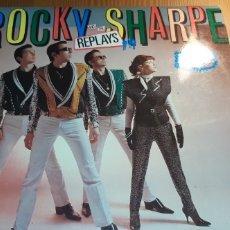 Dischi in vinile: DISCO VINILO LP ROCKY SHARPE AND THE REPLAYS. Lote 200751435