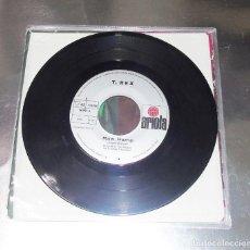 Discos de vinilo: T. REX -----GET IT ON & RAW RAMP --- EDICION 1971 ---SIN FUNDA ---( NM OR M- ). Lote 179091857