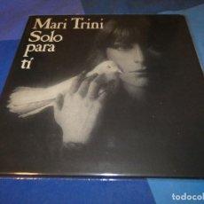 Discos de vinilo: DESDE 1,95 EUROS LP MARI TRINI SOLO PARA TI ESTADO CORRECTO DE VINILO. Lote 200776898