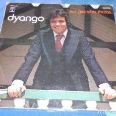 Discos de vinilo: DESDE 1,95 EUROS LP DOBLE LP DYANGO SUS GRANDES EXITOS CORRECTO. Lote 200777316