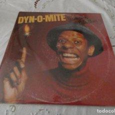 Discos de vinilo: DESDE 2 EUROS LP HUMORISTA DE COLOR JIMMIE WALKER DYN-O-MITE BUDDAH RECORDS USA 1975 BUEN ESTADO. Lote 200781887