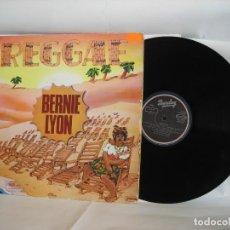 Discos de vinilo: BERNIE LYON REGGAE. Lote 200789746