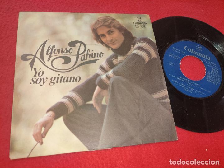 Alfonso Pahino Yo Soy Gitano Cuando Tu Te Vas 7 Buy Vinyl Singles Flamenco Music Copla And Cuplé At Todocoleccion 200793815