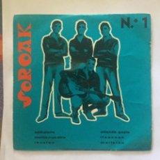 Discos de vinilo: SOROAK Nº1 - SALBATORE - 5. Lote 200797536