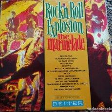 Discos de vinilo: THE MARMELADE - ROCK'N ROLL EXPLOSION (LP, COMP) (BELTER) 44 262 (D:NM). Lote 200800206