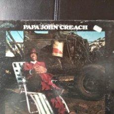 Discos de vinilo: PAPA JOHN CREACH - FILTHY. Lote 200805747