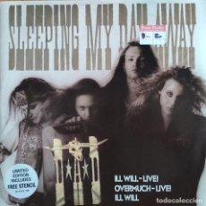 Discos de vinilo: D.A.D: SLEEPING MY DAY AWAY (MAXI-SINGLE). Lote 200811417