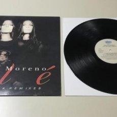 Discos de vinilo: 0420 -AZUCAR MORENO THE FIESTA REMIXES - VIN 12 - POR VG++ DIS NM 1998 . Lote 200820703