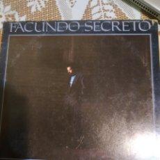 Discos de vinilo: FACUNDO CABRAL. SECRETO. IMPORTADO.. Lote 200871167