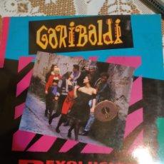 Discos de vinilo: GARIBALDI. REVOLUCIÓN.. Lote 200872857