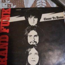 Discos de vinilo: GRAND FUNK. CLOSER TO HOME. VER FOTOS.. Lote 200873237