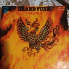 Discos de vinilo: GRAND FUNK. PHOENIX. EDITADO EN ESPAÑA. VER FOTOS DE SU ESTADO.. Lote 200873326