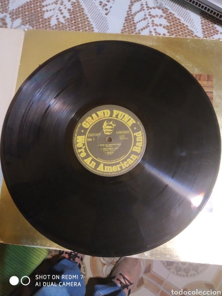 Discos de vinilo: Grand Funk. Were an american band. Ver fotos de su estado. Editado en España 1973. - Foto 4 - 200873512