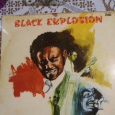 Discos de vinilo: BLACK EXPLOSIÓN.. Lote 200876728