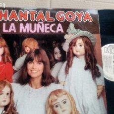 Discos de vinil: LP ( VINILO) DE CHANTAL GOYA AÑOS 70. Lote 200883675