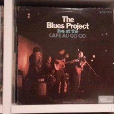 Discos de vinilo: BLUES PROJECT - LIVE AT THE CAFE AU GO-GO. Lote 200883705