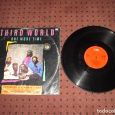 Dischi in vinile: THIRD WORLD - ONE MORE TIME - MAXI - UK - CBS - PLS 737 - L - . Lote 201138152