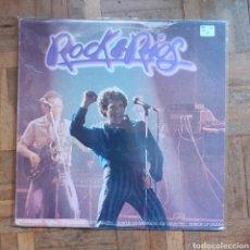 Discos de vinilo: ROCK&RÍOS. 2 LP. POLYDOR 36 79 090. 1982.. Lote 201145128