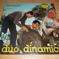 Discos de vinilo: DUO DINAMICO EP SINGLE LO NUESTRO TERMINO 1963-RAPHAEL-FORMULA V-NINO BRAVO (COMPRA MINIMA 15 EUR). Lote 201153253