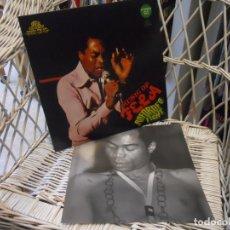Discos de vinilo: FELA– ROFOROFO FIGHT .LP REED. 2015 DE LP DE 1972.CON INNER.AFROBEAT.KNITTING FACTORY RECORDS . Lote 246079485