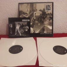 Discos de vinilo: 2X LP SUBTERRANEAN KIDS 85-88 HARDCORE YEARS TRALLA RECORDS 1998 PUNK - COMO NUEVO - ESKORBUTO. Lote 201166846