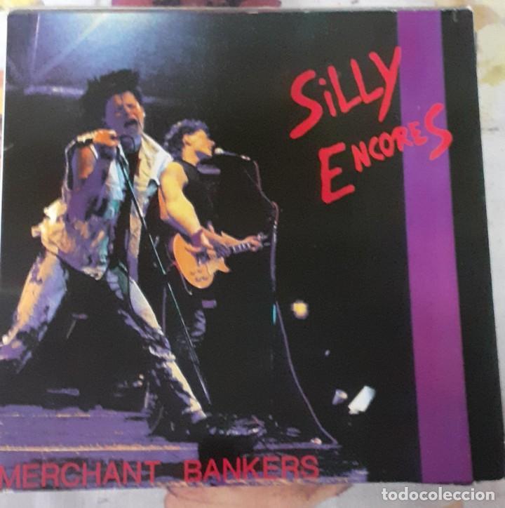 SILLY ENCORES ?– MERCHANT BANKERS PUNK ALEMAN (Música - Discos - LP Vinilo - Punk - Hard Core)