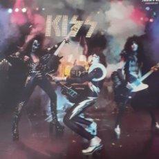 Discos de vinil: KISS ALIVE!!! MITICO DOBLE LP. Lote 201186138