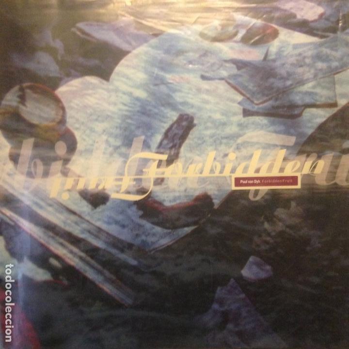 PAUL VAN DYK - FORBIDDEN FRUIT -1997 - MAXI (Música - Discos de Vinilo - Maxi Singles - Disco y Dance)
