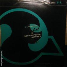 Discos de vinilo: LUNATEC - STRATOCASTER - LOST SOULS MAXI. Lote 201190560