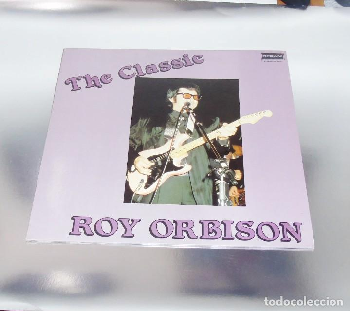 ROY ORBISON ---THE CLASIC ----- MINT ( M ) (Música - Discos - LP Vinilo - Rock & Roll)