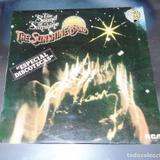 Discos de vinilo: THE SUNSHINE BAND -- ESPECIAL DISCOTECAS EDICION 1976. Lote 181635110